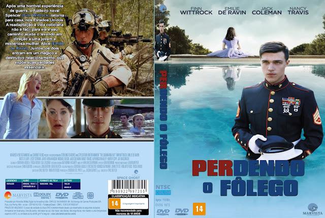 Capa DVD Perdendo O Fôlego
