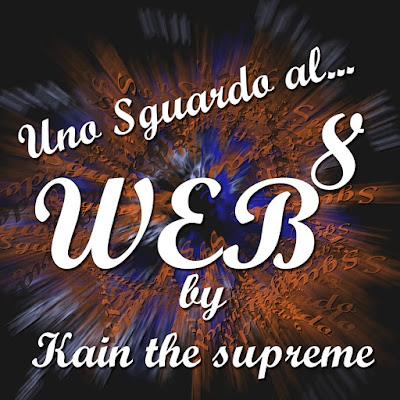 Uno sguardo al #web N° 8