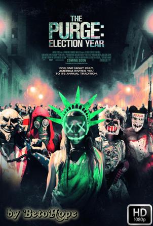 La Purga: El Año De La Eleccion [1080p] [Latino-Ingles] [MEGA]