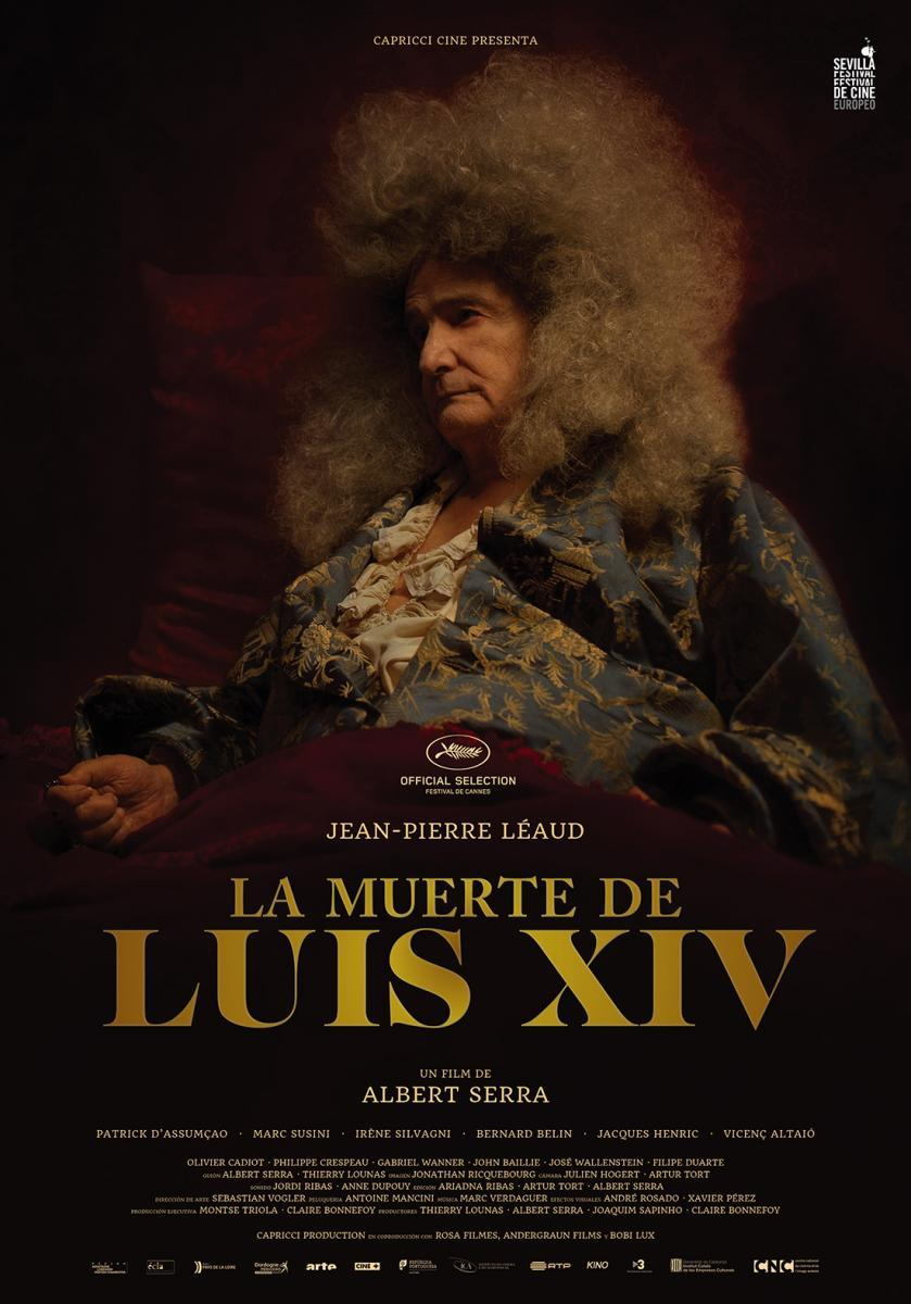 La Muerte de Luis XIV (La Mort de Louis XIV) (V.O.S) (2016)