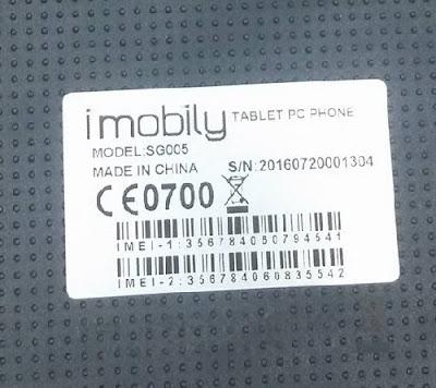 i mobily SG005 firmware