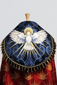 A Pentecost Inspired Cope from Watts and Co. of London
