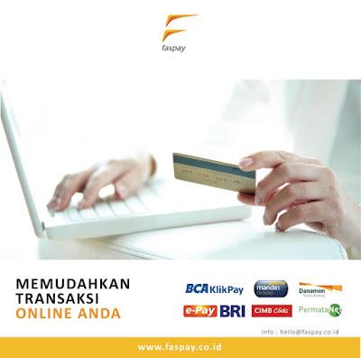 Keuntungan Pembayaran Online Faspay