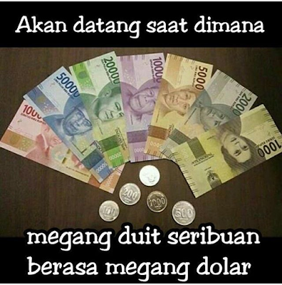 10 Meme 'Uang Rupiah Baru' Ini Lucu Banget, Ngegigit!