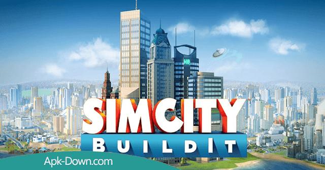 تحميل لعبة Simcity Buildit مهكرة اخر اصدار