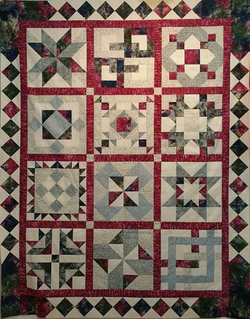 Seacoast Quilter: New Toy : knights quilt shop - Adamdwight.com