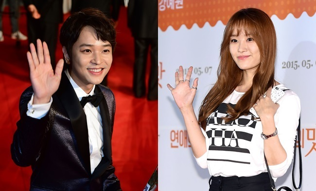 Secret's Song Ji Eun and Kim Jung Hoon to star in a new web drama