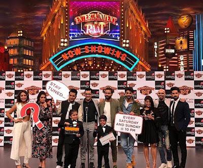 Entertainment Ki Raat Reality Show