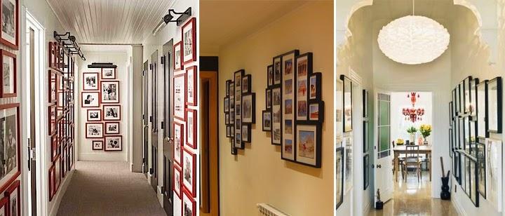Decora hogar ideas para decorar pasillos v deo decorar - Decoracion pasillos largos ...
