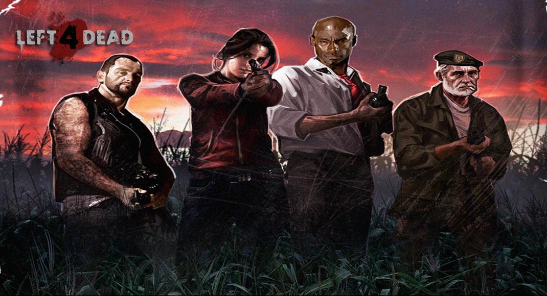 Left 4 Dead 1 - Dirakion Games