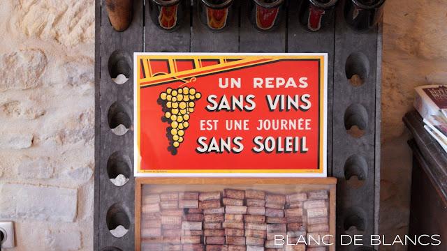 Un repas sans vin est une journée sans soleil - www.blancdeblancs.fi