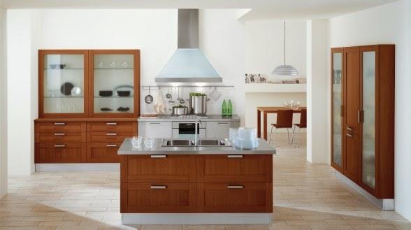 Modern Italian Kitchen Designs 5