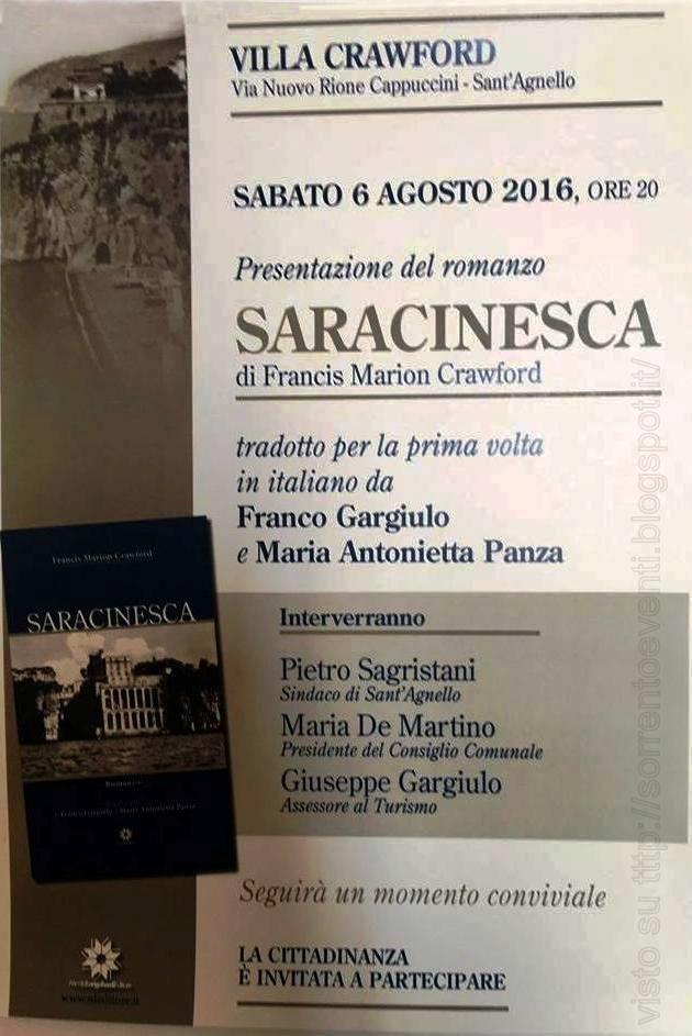 Saracinesca di Franco Gargiulo. 32 visualizzazioni  1 giorno fa 85bbf8035c3b