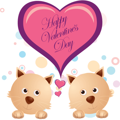 Sweet Valentine Puppies