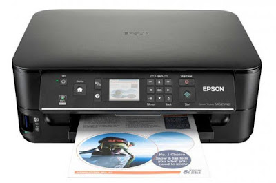 Epson Stylus TX560WD Driver Download