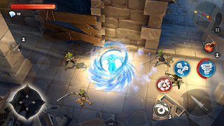 Dungeon Hunter 5 MOD APK 1.5.0i Free Download
