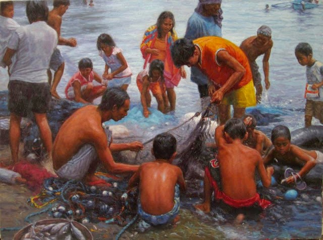 Paintings By Ronilo Abayan