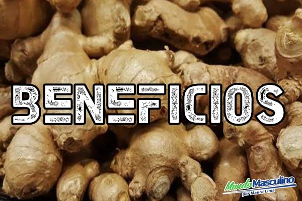 Gengibre!  Benefícios dessa raiz tuberosa