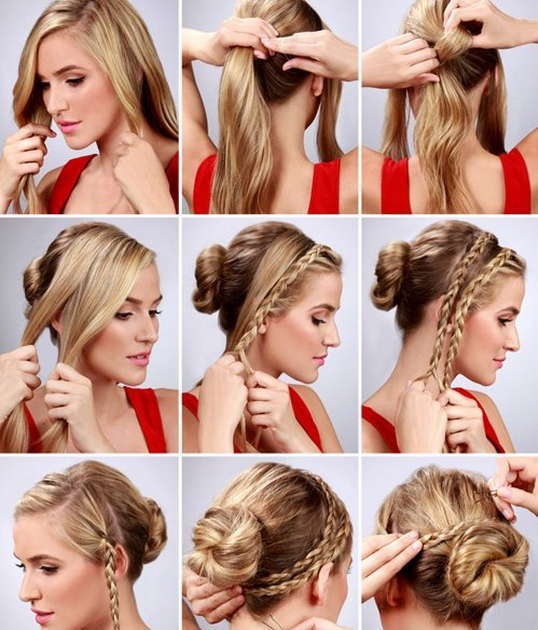 10 Easy and Simple Hairstyles for Girls Step By Step You ...