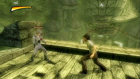 Indiana jones and the staff of kings ppsspp gameplay full hd.