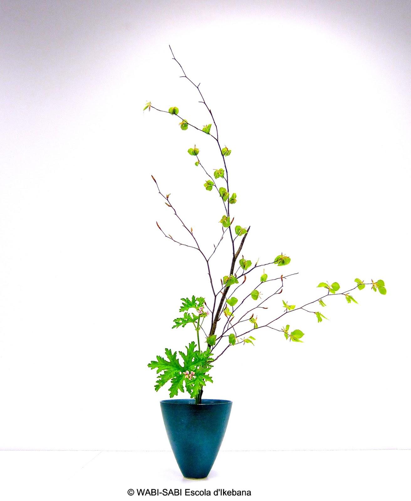 Ikebana-shoka shofutai-nishuike