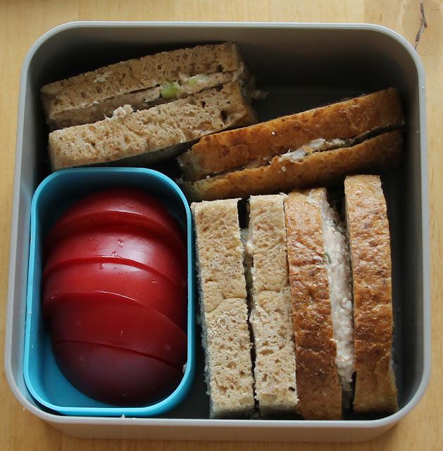 jedzenie do pracy / lunchbox / bento