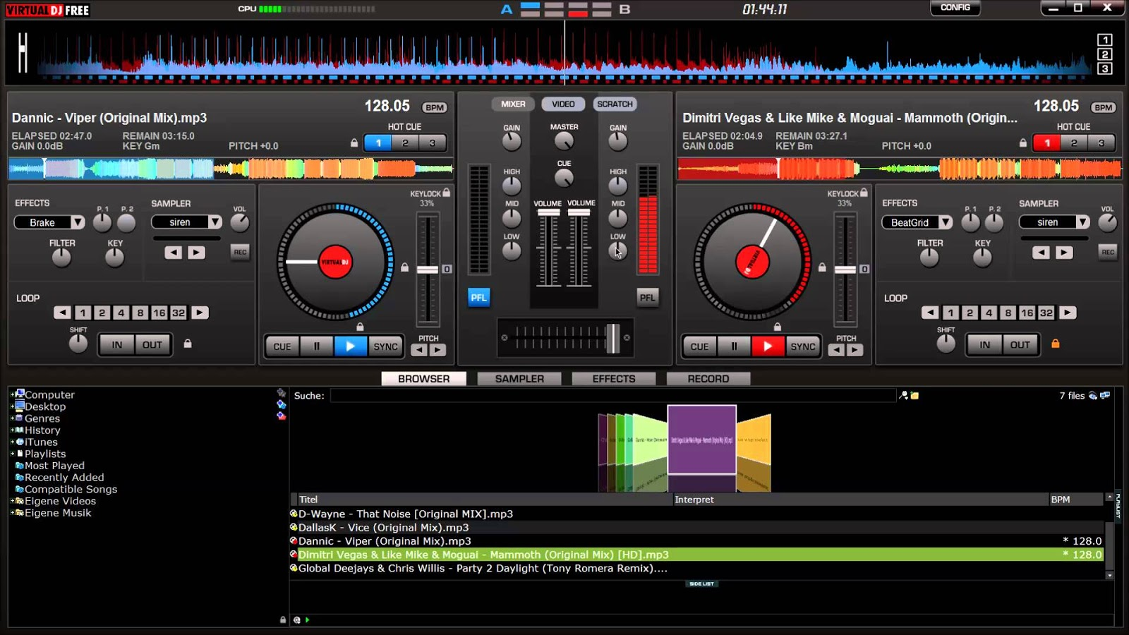 virtual dj free download full version 9 - Sol de Terrace