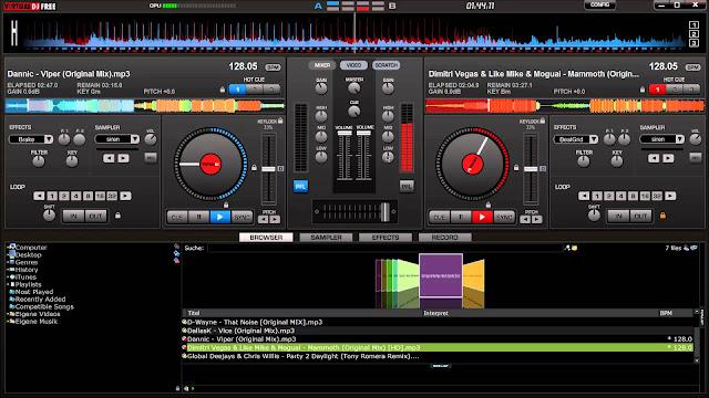 Virtual Dj Pro 7 Free Full Version