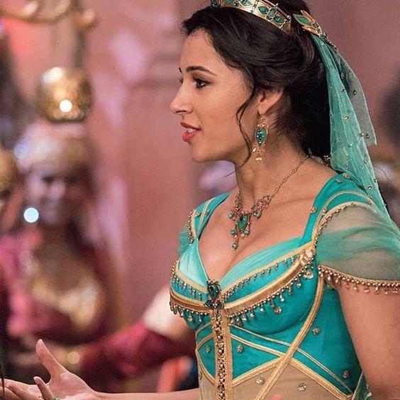 jasmine filme Aladdin 2019