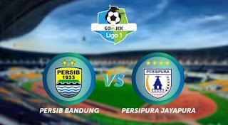 Harga Tiket Persib vs Persipura Turun, Dua Nama Tribun Stadion GBLA Diganti