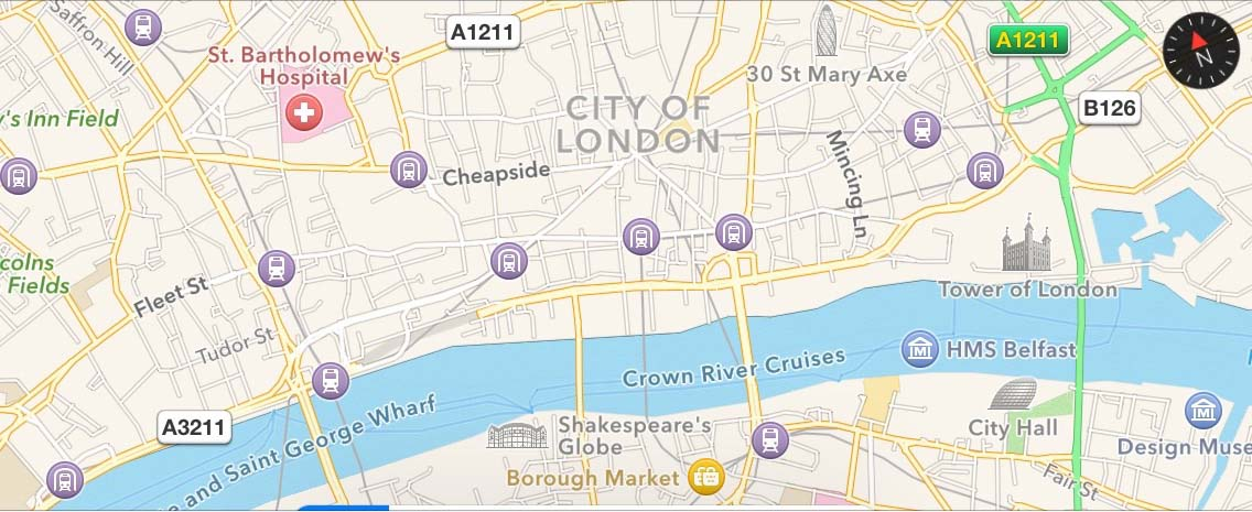 mousebird consulting: GeoSpatialKit - A suggestion for Apple