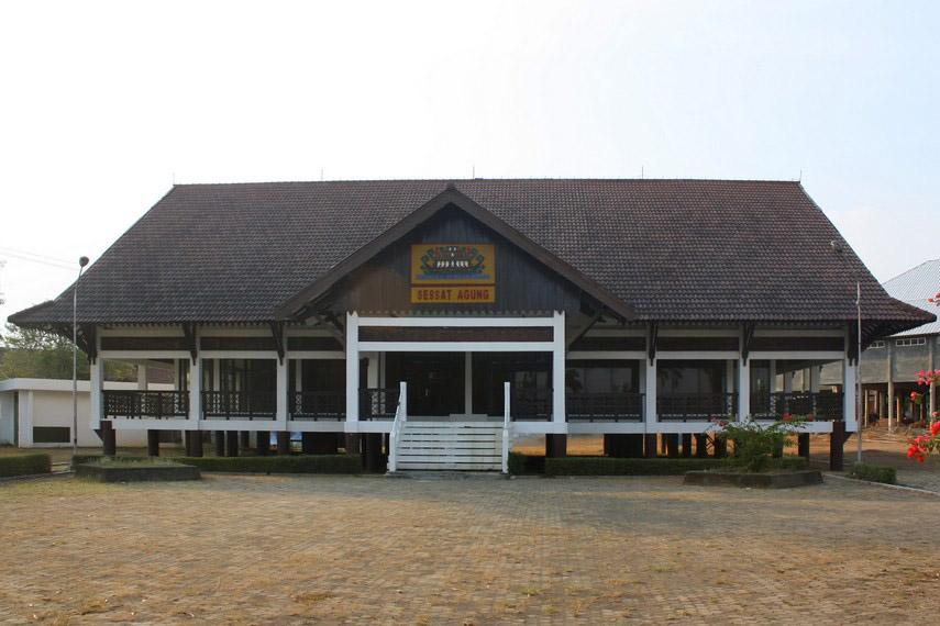 Rumah Sessat, Rumah Adat Povinsi Lampung