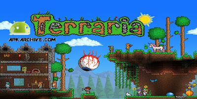Terraria. Full Apk + Data OBB for Android (paid)