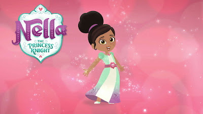 Nickalive Nickelodeon Usa To Premiere Quot Nella The