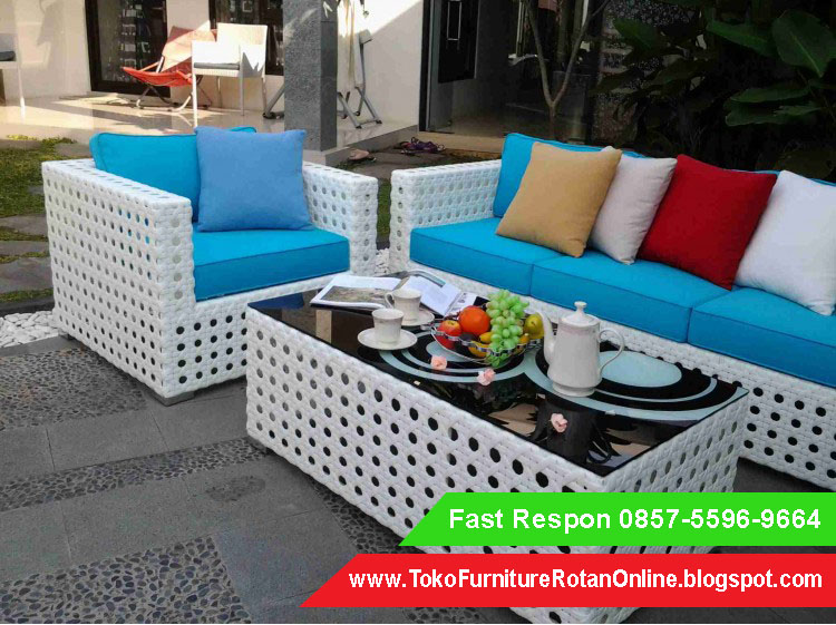 Macam Sofa Rotan Foto Sintetis Unik 0857 5596 9664 Jual Furniture Murah Minimalis Kursi Ayunan Kap Lampu