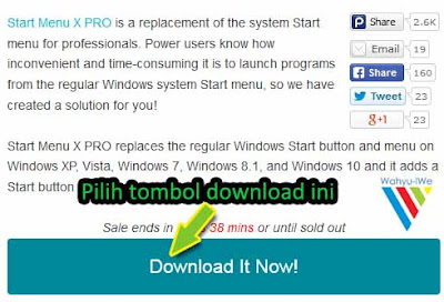 Start Menu X Pro Full Version