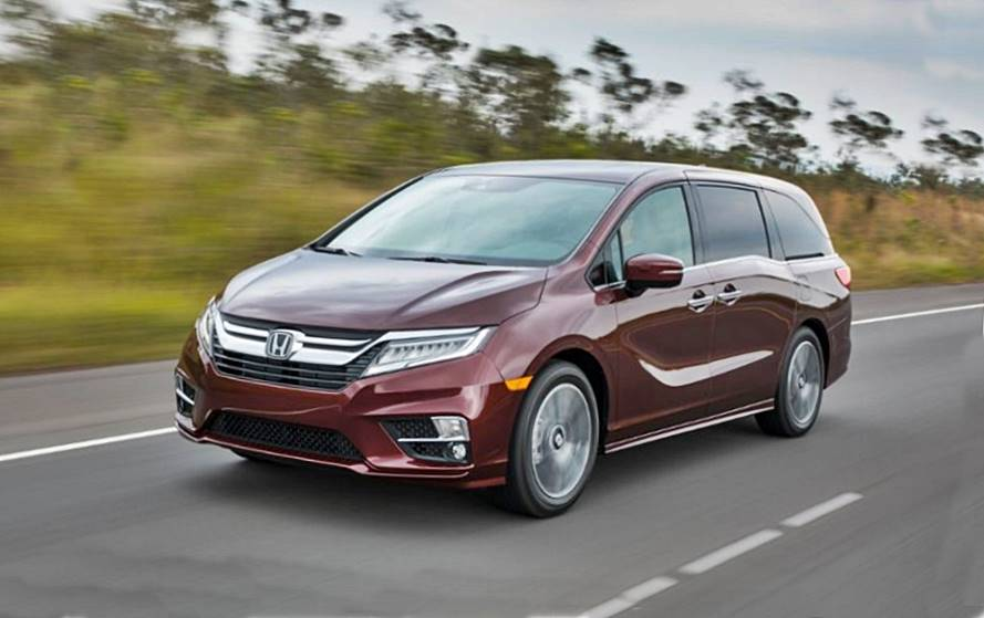 New 2018 Honda Odyssey First Drive Review  Auto Honda Rumors