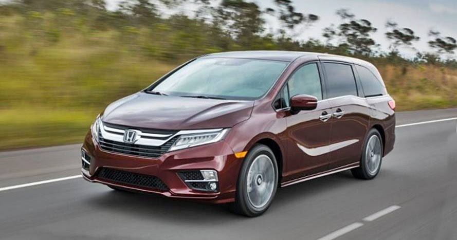 2018 Honda Odyssey First Drive Review | Auto Honda Rumors