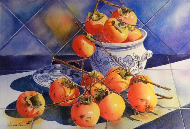 Alessandro Anastasio watercolour