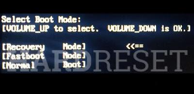 Зняти блокування екрана LENOVO Vibe C2