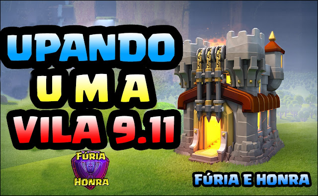 CV9.11 no Clash of Clans