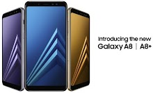 Samsung Galaxy A8 dan Galaxy A8+ (2018) Resmi Hadir di Indonesia, Ini Harganya