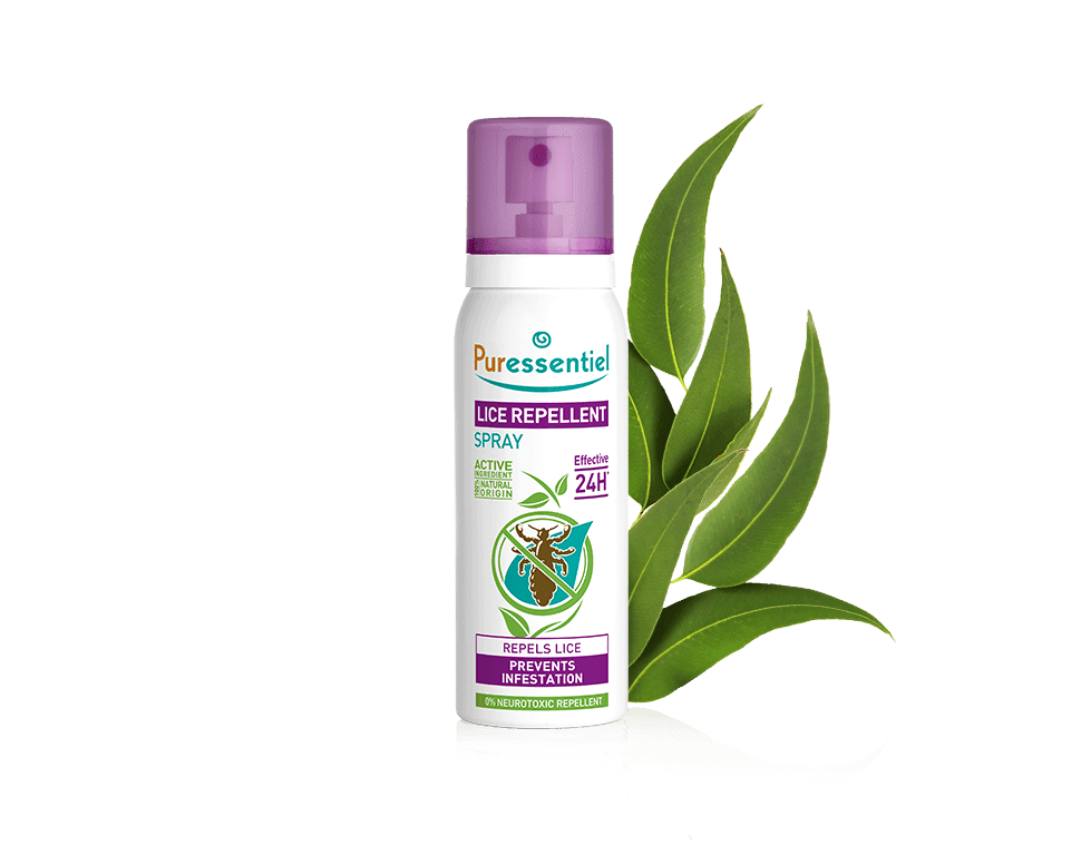 Natural Hair Lice Repellant