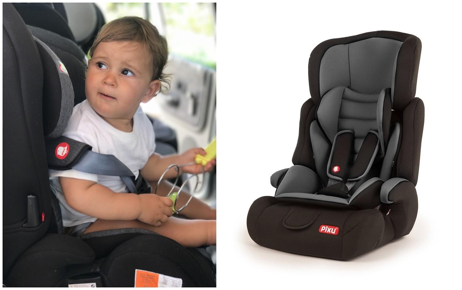 Soy una mama molona piku sillas coche bebe - Piku silla coche ...