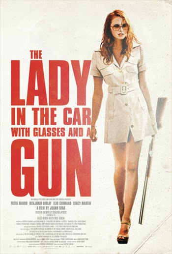The Lady in the Car with Glasses and a Gun 2015 Bluray Download