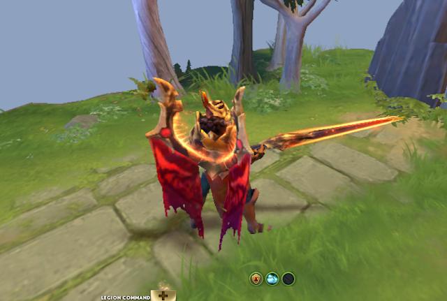 Mod Daemonfell Flame Legion Commander 2