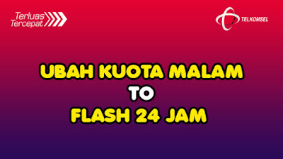 Cara Merubah Kuota Midnight Telkomsel Jadi Flash Dengan Psiphon Pro Terbaru Juli 2018