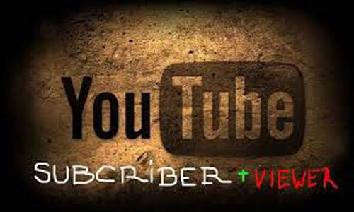 Cara Mendapat Ribuan Viewer plus Subcriber di Youtube