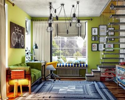 Decoración de Dormitorios para Jóvenes