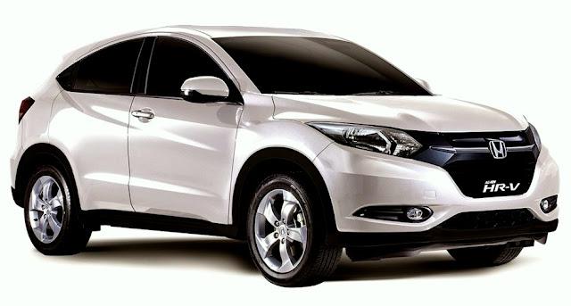 SUV Kompak - Honda HR-V